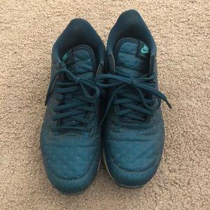 Nike Internationalist Shoes in Teal